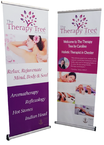 Pop-Up Banner Display